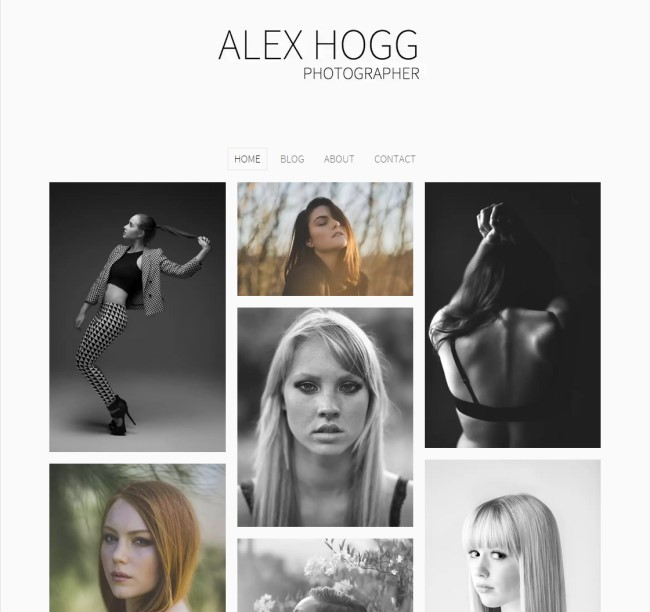 Alex Hogg Photographer