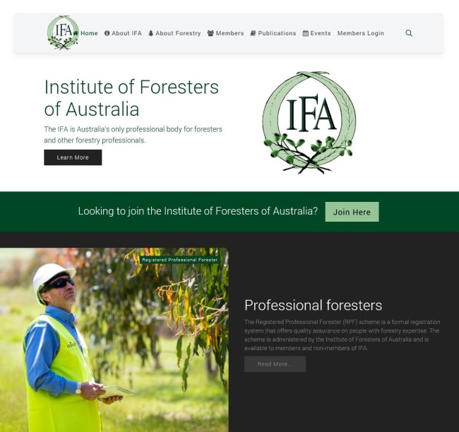 Institute of Foresters of Australia